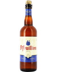 Bottled beer - Saint Feuillien Triple 75cl