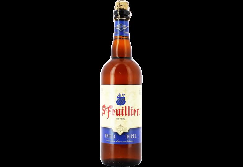 Bouteilles - St Feuillien Triple 75cl