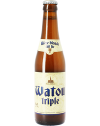 Bottled beer - Watou Triple