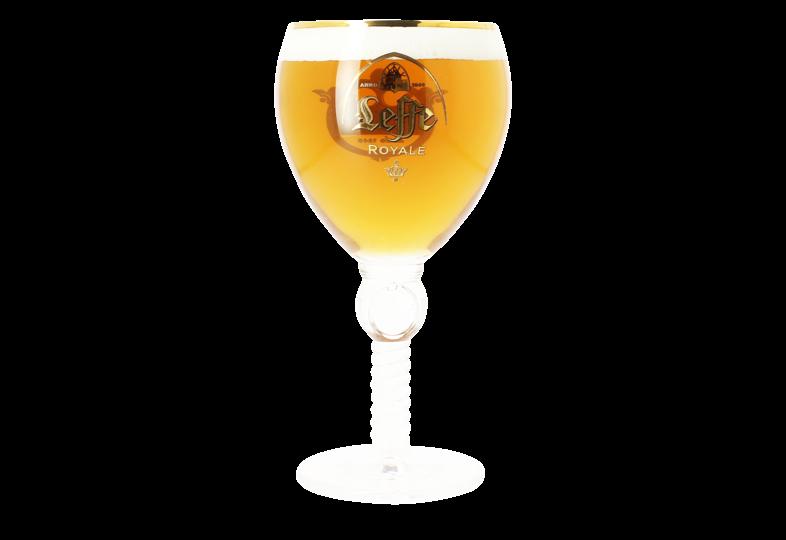 Verres à bière - Verre Leffe Royale - 33 cl