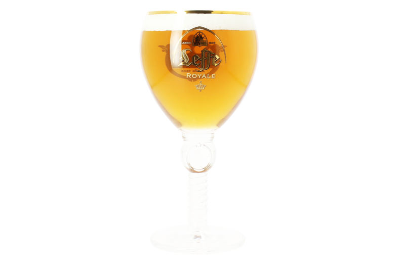 Beer glasses - Leffe Royale 33cl glass