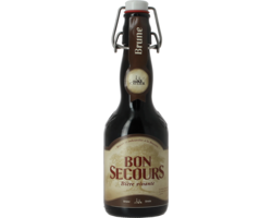 Bottled beer - Bon Secours Brune