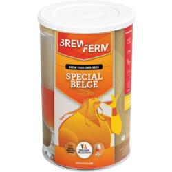 Kits de bières - Recette Bière Ambrée - Kit à bière Brewferm Special Belge 12 L