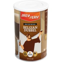 Kit à bière - Recette Bière Brune Abbaye - Kit à bière Brewferm Belgian Dubbel 9 L