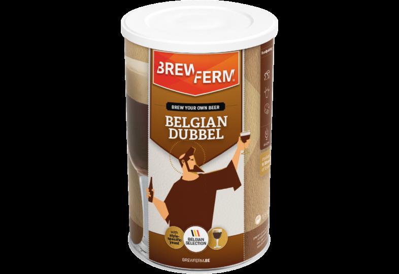 Kit de bière - Belgian Dubbel Beer Kit - Brewferm