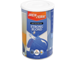 Kit de bière - Strong Blond Beer Kit - Brewferm