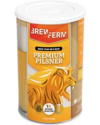 Kits de bières - Kit à bière Brewferm Premium Pilsner