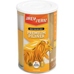 Kits de bières - Kit à bière Brewferm Premium Pilsner 12 L