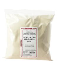 Extrait de malt - Extrait de malt poudre blond Brewferm 1kg 8 EBC