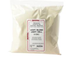Extrait de malt - Extrait de malt poudre blond 1kg 8 EBC