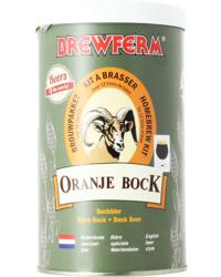 Bière classement par degrés - Oranje Bock Beer Kit - Brewferm