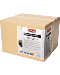 Moutpakket - Moutpakket 100% graan Brewferm Prearis Quadrupel