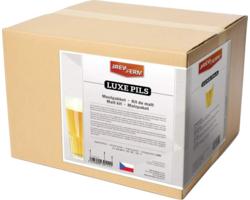 Moutpakket - Kit de malt tout grain Brewferm Pils de luxe
