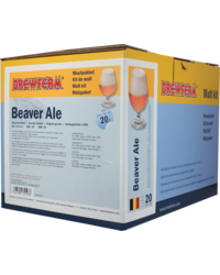 Moutpakket - Moutpakket Brewferm Beaver ale