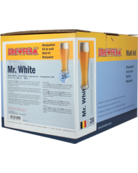 Kit de bière tout grain - Brewferm Mr. White All-grain homebrew kit