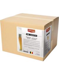 Kit de bière tout grain - kit de malta Brewferm Mr. white