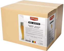 Moutpakket - Kit de malt tout grain Brewferm Mr. White