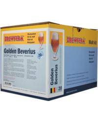 Kit de bière tout grain - Brewferm Golden Beverius All-grain homebrew kit