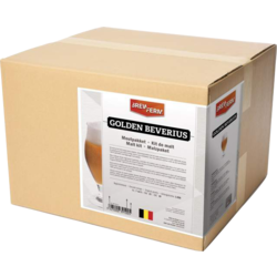 All-Grain Bier Kit - Moutpakket Brewferm Golden Beverius