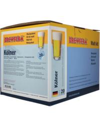 Kit de bière tout grain - Brewferm Kölner All-grain homebrew kit