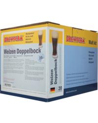 Moutpakket - Kit de malt tout grain Brewferm Weizen Doppelbock