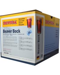 Recettes de malts tous grains - Kit de malt tout grain Brewferm Beaver Bock