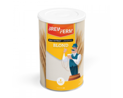 Extrait de malt - Extrait de malt liquide Brewferm blond