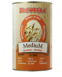 Extrait de malt - Moutextract vloeibaar Brewferm medium