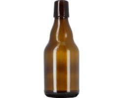 Matériel et produits pour remplir les bouteilles - Flip top bottle 33cL x24