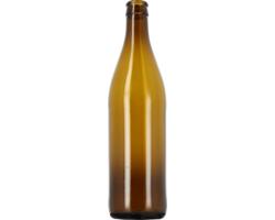 Matériel et produits pour remplir les bouteilles - Beer bottle NRW 50cL x20