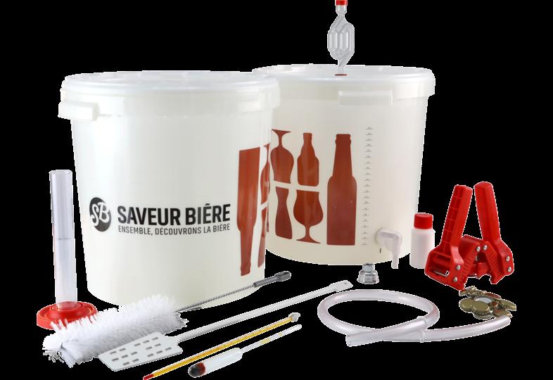 Kits de brassage - Complete Deluxe Brewing Starter Kit