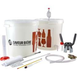 Brauerei-Kits - Komplettes Deluxe Hobbybrauen Brauset