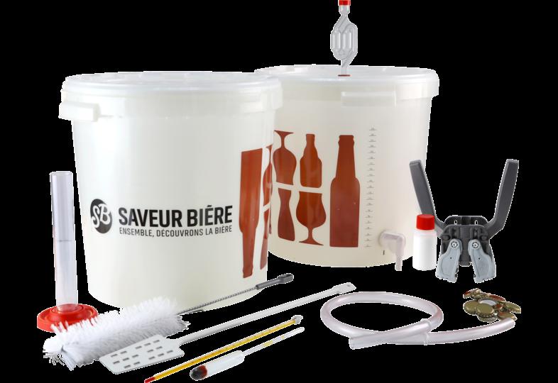 Kits de elaboración de cerveza artesanal - KIT AVANZADO DE ELABORACIÓN DE CERVEZA