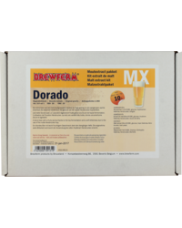 Extrait de malt - Kit Moutextract Brewferm Dorado