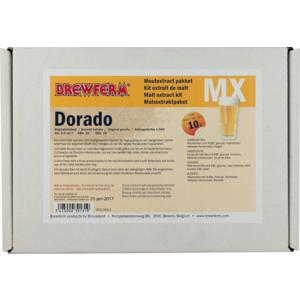 Dorado Malt Extract Kit - Brewferm
