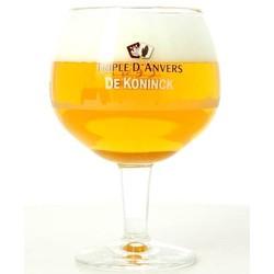 Ölglas - Glass Triple d'Anvers 33cl