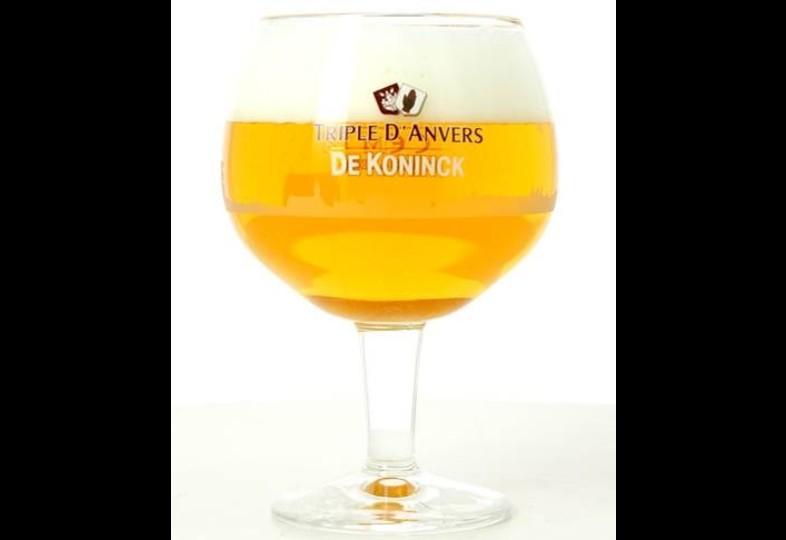 Beer glasses - Glass Triple d'Anvers 33cl