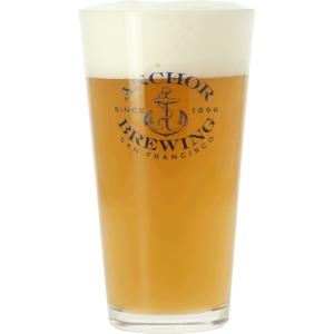 Vaso Anchor Brewing - 25cl