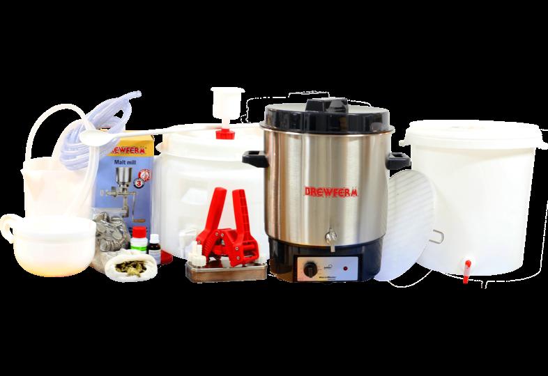 Kit di brassaggio - Kit di brassaggio Brewferm Superior elettrico