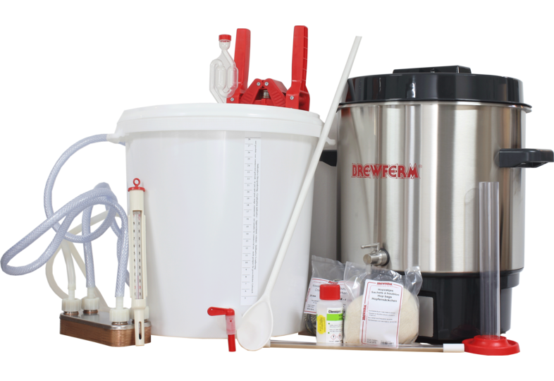Kits de brassage - Kit de brassage MX Brewferm Electrique