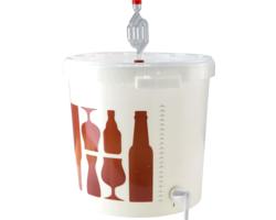 Seaux et cuves de fermentation - Brewferm 30-litre fermentation bucket