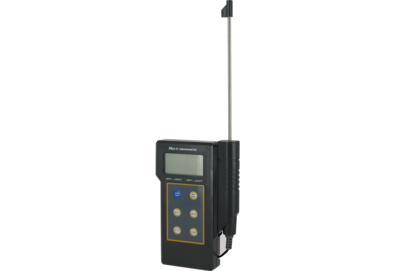 Outils de mesure - Thermomètre digital -50 +300°C avec alarme