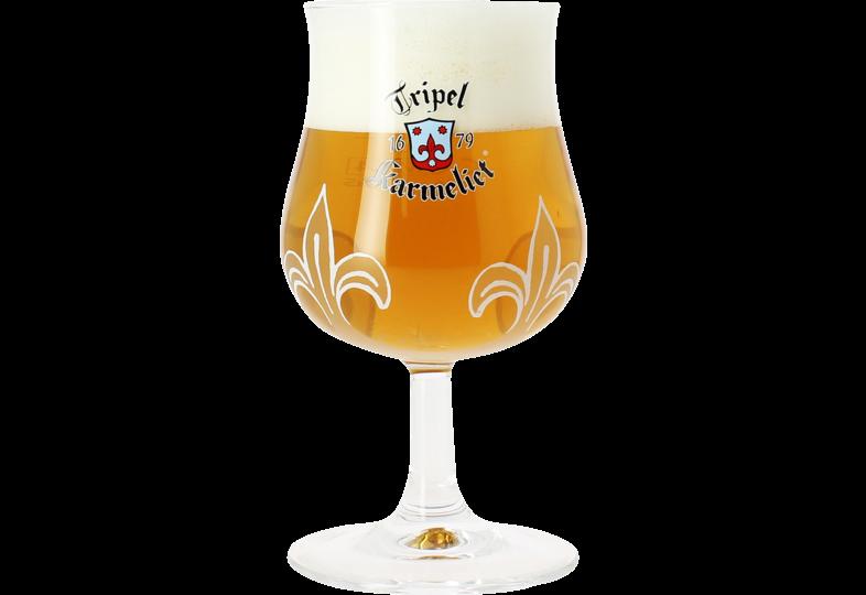 Verres à bière - Verre Tripel Karmeliet - 20 cl