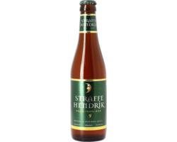 Bottled beer - Straffe Hendrik Triple