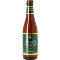Bottled beer - Straffe Hendrik Triple