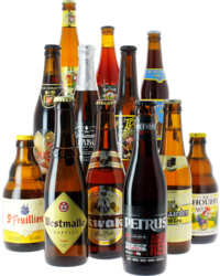 Bier packs - Belgisch speciaalbier pack - 12x33cl