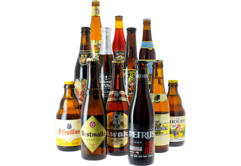 Cofanetto di birra - Cofanetto Ecco a voi il Belgio!