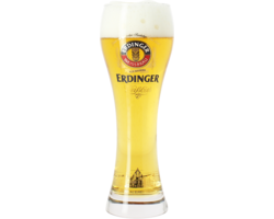 Beer glasses - Erdinger 50cl glass