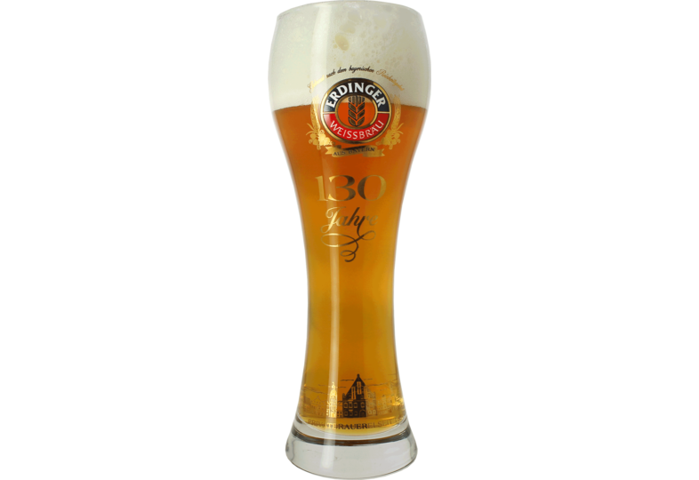 Bierglazen - Glas Erdinger - 50cl