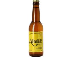 Bouteilles - Abbatiale de St Amand triple